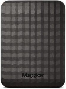 maxtor disque dur extern