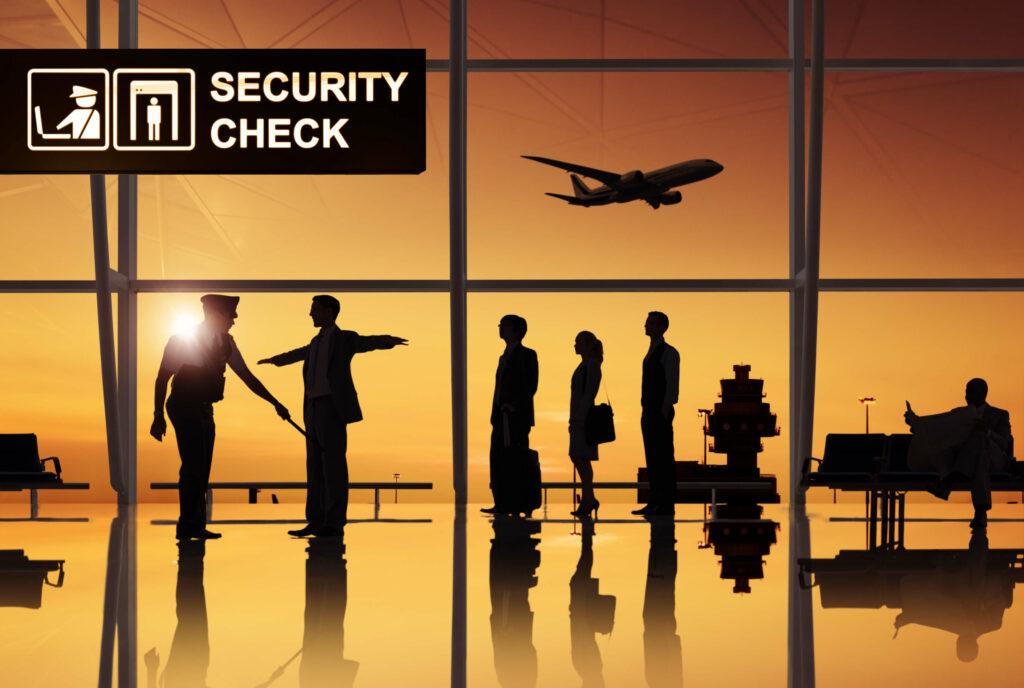 sécurité aéroport