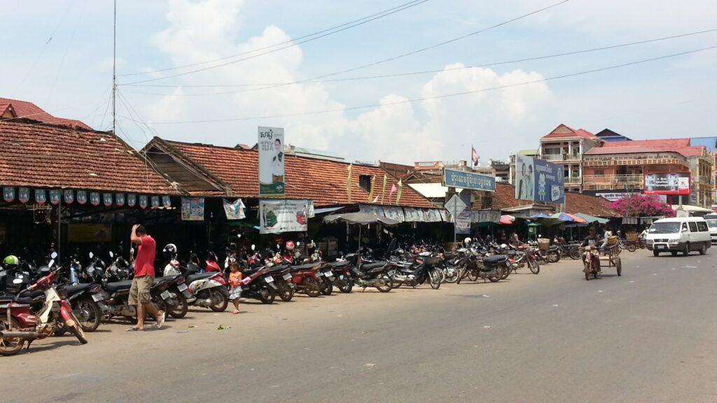 kampot marché