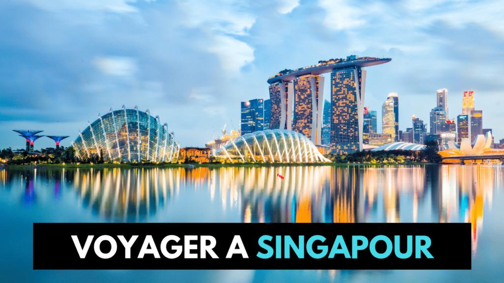 Singapour: Activités, Logement & Restaurants