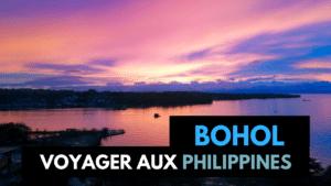 4 jours à Panglao (Bohol) – Quoi faire ! Activités, Hôtel & Restaurants