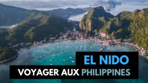 Comment aller à El Nido depuis Bohol (Panglao)
